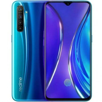 EU ECO Raktár - OPPO Realme XT 4G Okostelefon 6.4 inch FHD+ AMOLED Android 9.0 8GB RAM 128GB ROM - Fekete