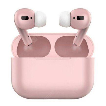 EU ECO Raktár - Macaron Vezetéknélküli Bluetooth Pro Sport In-ear Fülhallgató - Rózsaszín