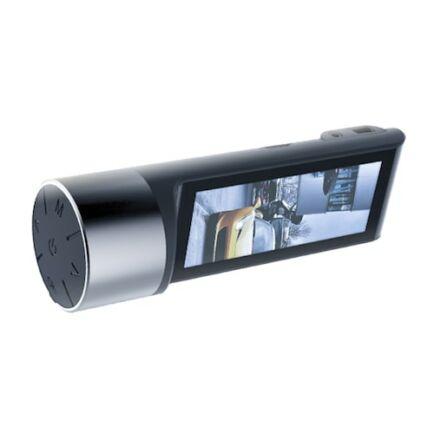 Hidden Dual Record Autós DVR Kamera 3.2 inch Kijelzővel - Fekete