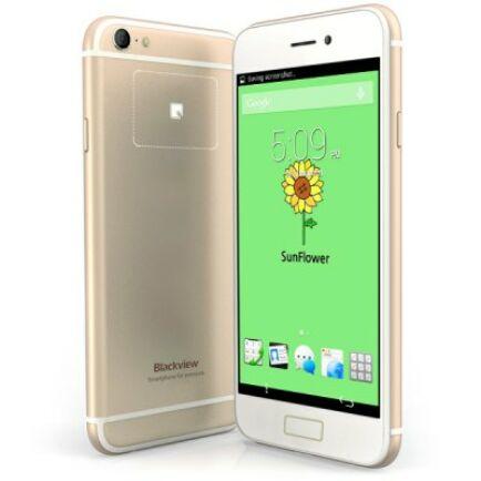 "Blackview Ultra A6 4.7"" HD IPS Android 4.4 MTK6582 OTG 3G Okostelefon"