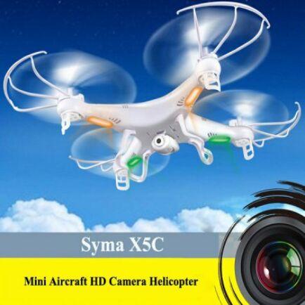 Syma X5C-1 kamerás drón - Fehér