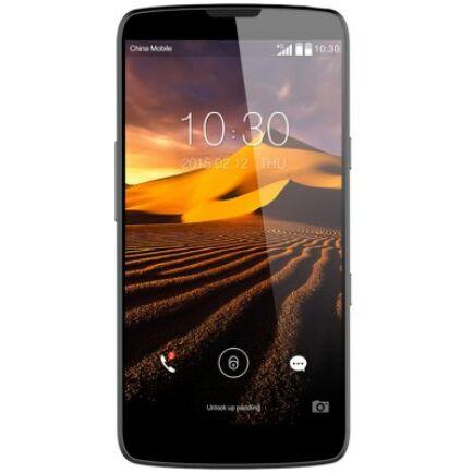EU ECO Raktár - innos D6000 5.2 FHD Android 5.0 MSM8939 Gorilla Glass 4G okostelefon - Fekete