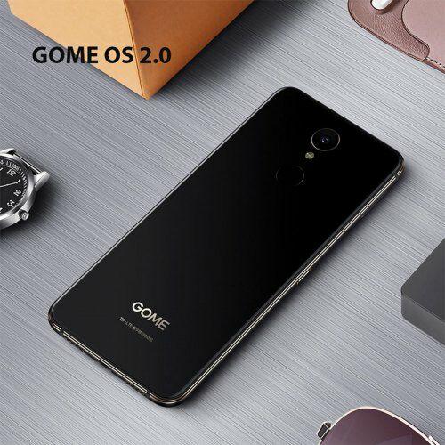 EU ECO Raktár - Gome U7 3G Okostelefon Globális Verzió 3050mAh 4GB RAM + 63GB ROM - Kék