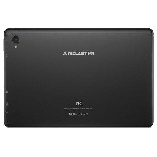 EU ECO Raktár - Teclast T30 10.1 inch 4G Tablet MTK Helio P70 Octa-core CPU 4GB RAM 64GB ROM - Fekete