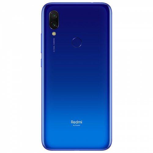 EU ECO Raktár - Xiaomi Redmi 7 4G okostelefon - 16GB Globális verzió - Kék
