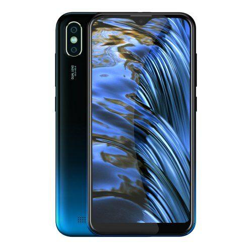 EU ECO Raktár - LEAGOO M12 4G okostelefon - 2GB 16GB - Fekete