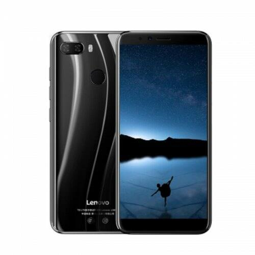 EU ECO Raktár - Lenovo K5 Play 4G okostelefon 5.7 inch Android O MSM8937 Octa Core 3GB RAM 32GB ROM - Fekete