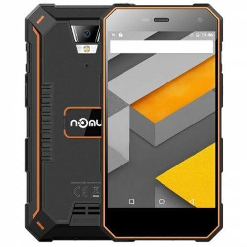 EU ECO Raktár - NOMU S10 PRO 4G Okostelefon 3GB RAM 32GB ROM - Narancssárga