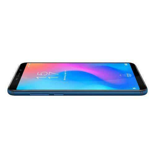 EU ECO Raktár - HOMTOM C2 4G okostelefon 5.5 inch Android 8.1 MTK6739 Quad Core 2GB RAM 16GB ROM - Kék