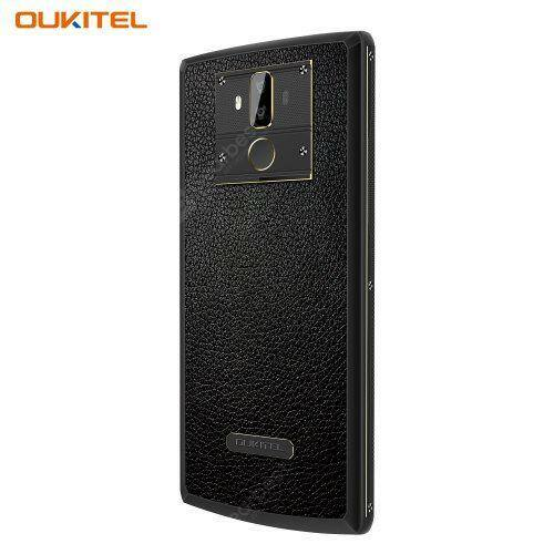 EU ECO Raktár- Oukitel K7 Pro 4G Okostelefon 4GB RAM 64GB ROM Dual előlapi Kamerával - Fekete