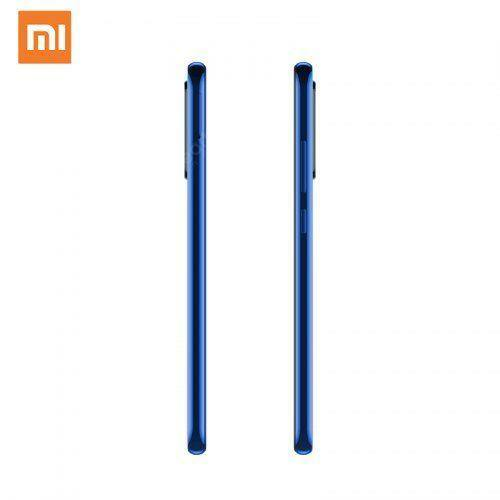 EU ECO Raktár - Xiaomi Redmi Note 8 6.3 Inch 4GB RAM 128GB ROM 4G Okostelefon - Fekete