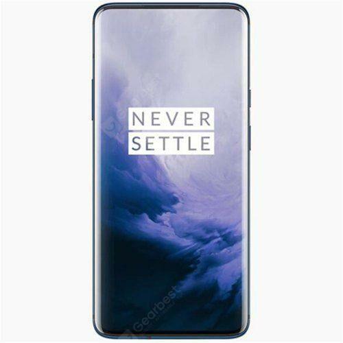 EU ECO Raktár - OnePlus 7 Pro 4G Okostelefon 8GB RAM 256GB ROM - Kék
