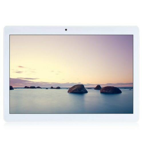 EU ECO Raktár - Teclast X10 10.1 inch 3G Táblagép Android 6.0 OS MTK6580 Quad-core 1.3GHz CPU 1GB 16GB - Fehér