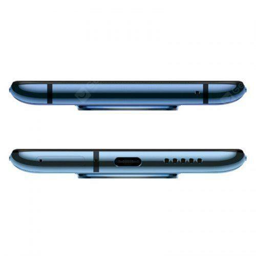 EU ECO Raktár - Oneplus 7T 4G okostelefon 8GB RAM 128GB ROM - Kék