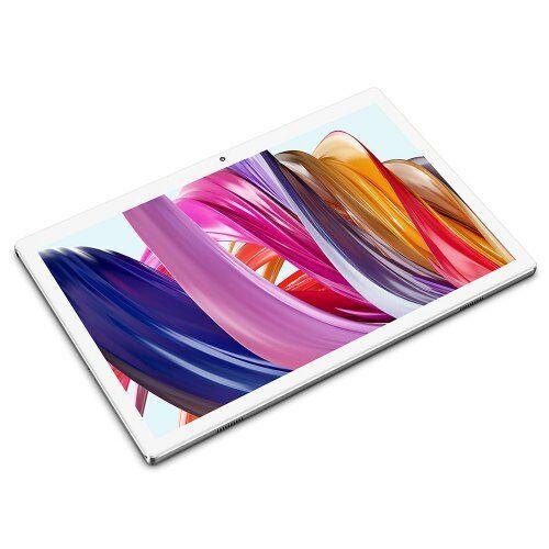 EU ECO Raktár - Teclast M30 10.1 inch 4G Táblagép Android 8.0 MT6797X 1.4GHz Decore CPU 3GB RAM 64GB ROM - Ezüst