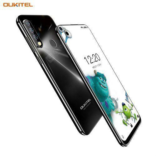 EU ECO Raktár - OUKITEL C17 Pro 4G Okostelefon 4GB RAM 64GB ROM - Narancssárga