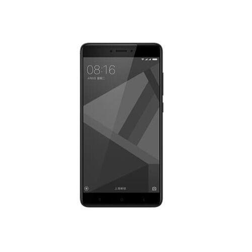 EU ECO Raktár - Xiaomi Redmi Note4X 4RAM 64GB ROM Dual SIM 5.5 inches Android 6.0 Octa-core 2.0 GHz 4100mAh - Fekete