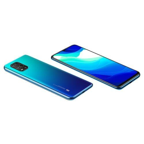 EU ECO Raktár - Xiaomi Mi 10 Lite 5G Okostelefon 6.57 inch Snapdragon 765G 8 Core 48MP + 8MP+2MP+ 2MP 4160mAh NFC - Fekete