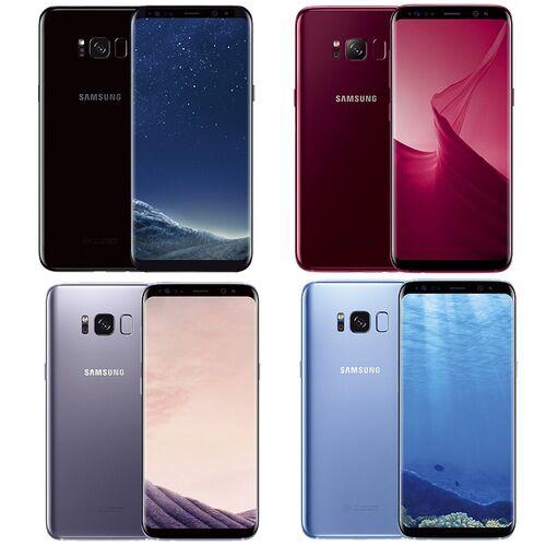 EU ECO Raktár - Samsung Galaxy S8+ 4GB RAM 64GB ROM6.2 inches Android 7.0 Octa-core 4x2.35 GHz 3500mAh- Szürke