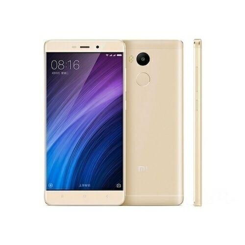 EU ECO Raktár - Xiaomi Redmi 4 3GB RAM 32GB RAM Dual SIM 5.0 inches Android 6.0.1 Octa-core 1.4 GHz 4100mAh - Arany