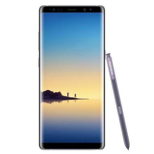 EU ECO Raktár - Samsung Galaxy Note8 6GB RAM + 64GB ROM 6.3 inches Android 7.1.1 Octa-core 4x2.3 GHz 3300mAh Battery 4G Okostelefon - Fekete