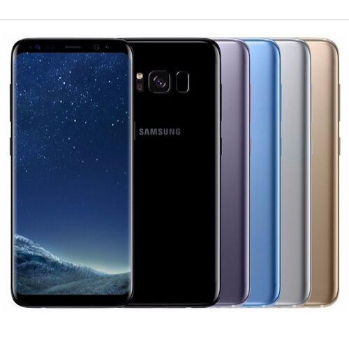 EU ECO Raktár - Samsung Galaxy S8+ 4GB RAM 64GB ROM 6.2 inches Android 7.0 Octa-core 4x2.35 GHz 3500mAh - Rózsaszín