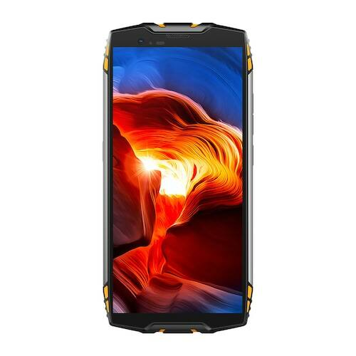 EU ECO Raktár - Blackview BV6800 Pro 5.7 Inch 4G Okostelefon MT6750T Octa Core 4GB RAM 64GB ROM - Sárga