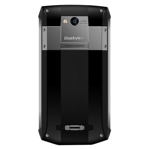 EU ECO Raktár - Blackview BV8000 Pro IP68 Vízálló Okostelefon MTK6757V Octa Core 6GB RAM + 64GB ROM 16MP 4180mah 5.0 inch Android 7.0 Okostelefon - Szürke