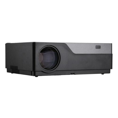 EU ECO Raktár - AUN M18 Full HD Projektor 5500 Lumens 1920x1080 LED Projektor- Fekete