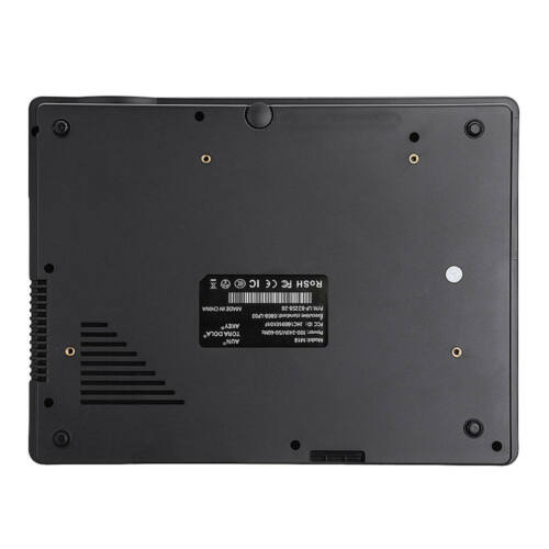 EU ECO Raktár - AUN M18UP Full HD Projector Android 6.0 OS 1GB RAM + 8GB ROM 5500 Lumens 1920x1080 LED Projektor - Fekete
