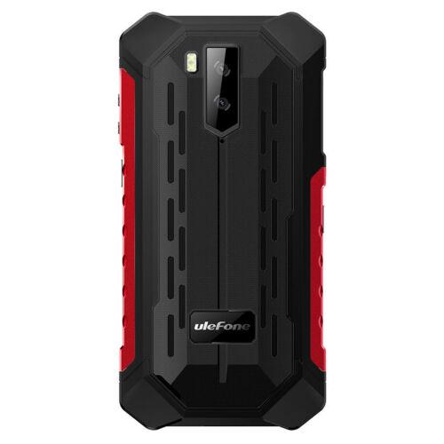 EU ECO Raktár - Ulefone ARMOR X3 IP68 IP69K Vízálló 5.5 inch 5000mAh 2GB RAM 32GB ROM MT6580 Quad core 3G Okostelefon - Piros