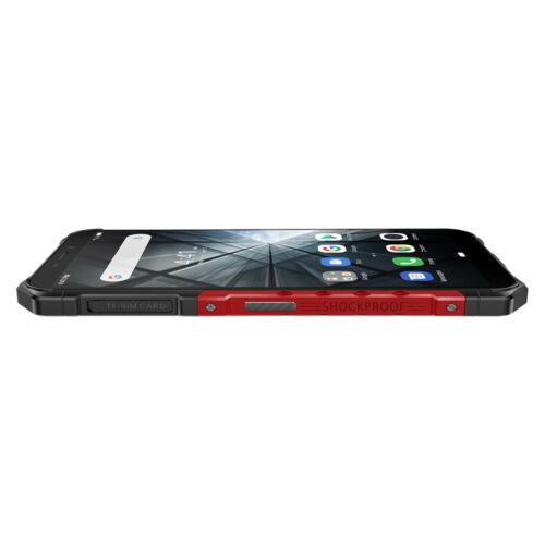 EU ECO Raktár - Ulefone ARMOR X3 IP68 IP69K Vízálló 5.5 inch 5000mAh 2GB RAM 32GB ROM MT6580 Quad core 3G Okostelefon - Fekete