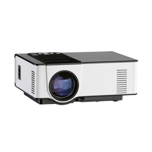 EU ECO Raktár - Visiontek VS-314 Full HD Mini LED 2000 lumens  800*480 Hordozható Android Bluetooth LCD Projektor - Fehér
