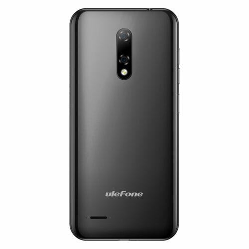 EU ECO Raktár - Ulefone Note 8P 5.5 inch Android 10 Dual előlapi Camera 2GB RAM 16GB ROM MT6737 Quad core 4G Okostelefon - Zöld