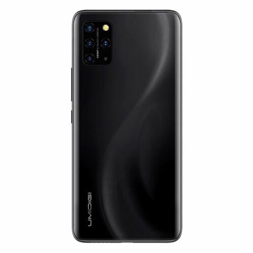 EU ECO Raktár - UMIDIGI S5 Pro 6.39 inch FHD+ NFC Android 10 4680mAh 48MP Super Matrix Quad Camera 6GB RAM 256GB ROM Helio G90T 4G Okostelefon - Fekete