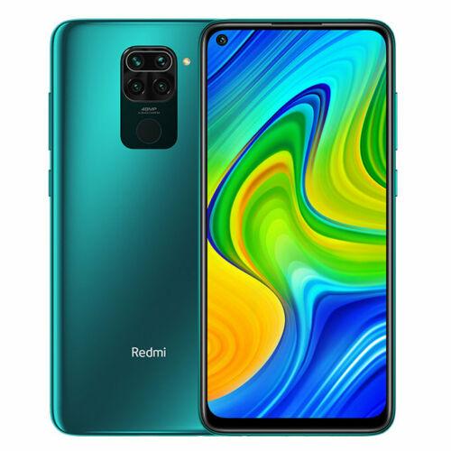 EU ECO Raktár - Xiaomi Redmi10X 4G 6.53 inch 48MP Quad Camera 4GB RAM 128GB ROM 5020mAh Helio G85 Octa core 4G Okostelefon - Kék