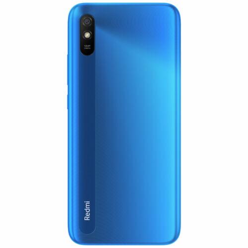 EU ECO Raktár - Xiaomi Redmi 9A 6.53 inch 2GB RAM 32GB ROM 5000mAh MTK Helio G25 Octa core 4G Okostelefon - Kék