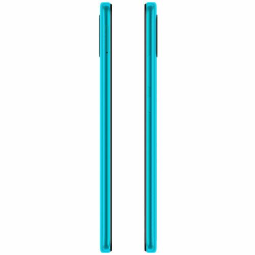 EU ECO Raktár - Xiaomi Redmi 9A 6.53 inch 2GB RAM 32GB ROM 5000mAh MTK Helio G25 Octa core 4G Okostelefon - Szürke