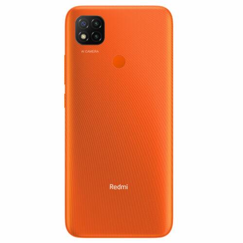 EU ECO Raktár - Xiaomi Redmi 9C 6.53 inch 2GB RAM 32GB ROM 13MP Triple Camera 5000mAh MTK Helio G35 Octa core 4G Okostelefon - Szürke