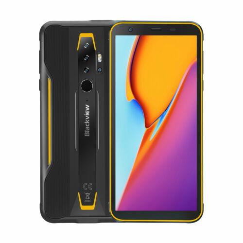 EU ECO Raktár - Blackview BV6300 Pro Globális Bands IP68/IP69K Vízálló 5.7 inch NFC 4380mAh Android 10 16MP Quad Camera 6GB 128GB Helio P70 Octa Core 4G Okostelefon - Zöld