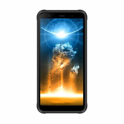 EU ECO Raktár - Blackview BV6300 Pro Globális Bands IP68/IP69K Vízálló 5.7 inch NFC 4380mAh Android 10 16MP Quad Camera 6GB 128GB Helio P70 Octa Core 4G Okostelefon - Fekete