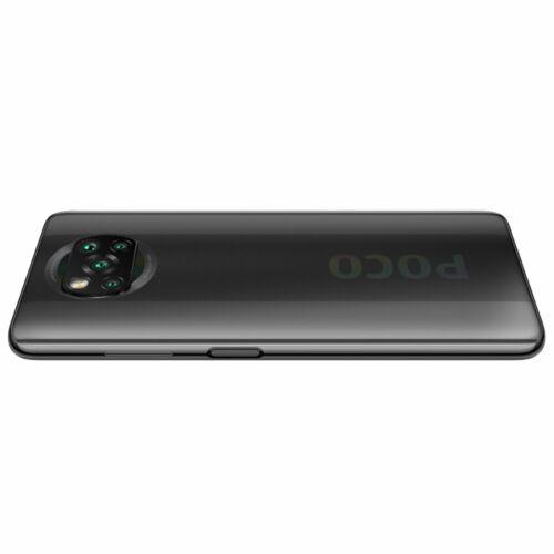 EU ECO Raktár - POCO X3 NFC Snapdragon 732G 6GB RAM 128GB ROM 6.67 inch 120Hz Refresh Rate 64MP Quad Camera 5160mAh Octa Core 4G Okostelefon - Szürke