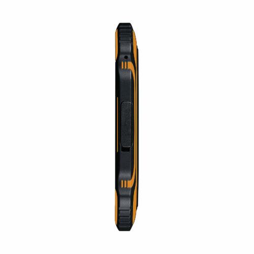 EU ECO Raktár - DOOGEE S40 Pro 5.45 inch IP68/IP69K Vízálló NFC Android 10.0 4650mAh 13MP Dual előlapi Camera 4GB RAM 64GB ROM Helio A25 4G Okostelefon - Fekete