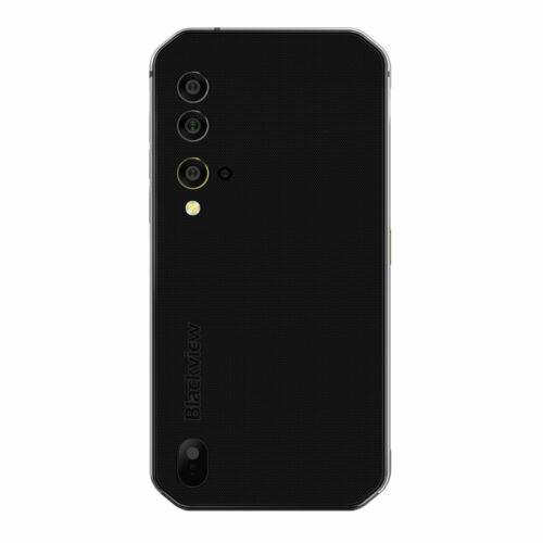 EU ECO Raktár - Blackview BV9900E IP68/IP69K Vízálló 5.84 inch FHD+ NFC Android 10 4380mAh 48MP 6GB RAM 128GB ROM 4G Okostelefon - Fekete
