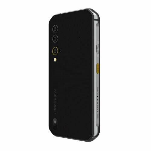 EU ECO Raktár - Blackview BV9900E IP68/IP69K Vízálló 5.84 inch FHD+ NFC Android 10 4380mAh 48MP 6GB RAM 128GB ROM 4G Okostelefon - Ezüst