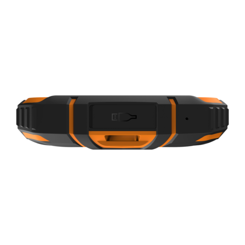 EU ECO Raktár - DOOGEE S59 Pro IP68 IP69K Vízálló 5.71 inch HD+ 10050mAh Android 10.0 4GB RAM 128GB ROM Helio P22 Octa Core 4G Okostelefon - Narancs