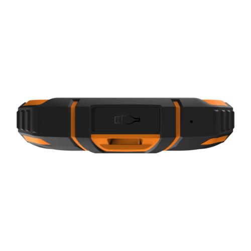 EU ECO Raktár - DOOGEE S59 Pro IP68 IP69K Vízálló 5.71 inch HD+ 10050mAh Android 10.0 4GB RAM 128GB ROM Helio P22 Octa Core 4G Okostelefon - Zöld