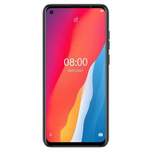 EU ECO Raktár - Ulefone Note 11P 6.55 inch 8GB RAM 128GB ROM 48MP Quad Camera Android 11 4400mAh Helio P60 Octa Core 4G Okostelefon - Zöld