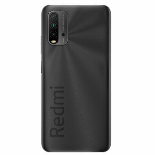 EU ECO Raktár - Xiaomi Redmi 9T 48MP Quad Camera 6000mAh 6.53 inch 4GB RAM 128GB ROM Snapdragon 662 Octa Core 4G Okostelefon - Szürke