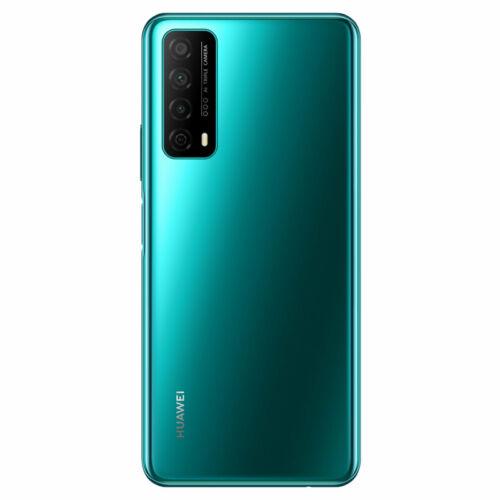 EU ECO Raktár - HUAWEI Enjoy 20 SE 6.67 inch 4GB RAM 128GB ROM 13MP Triple Camera 5000mAh Kirin 710A Octa Core 4G Okostelefon -  Zöld